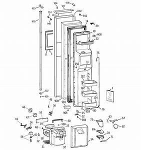 Ge Refrigerator D Series Parts