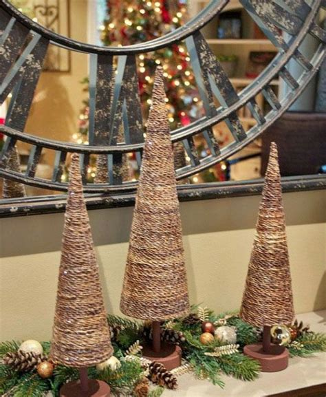 30 adorable indoor rustic christmas d 233 cor ideas digsdigs