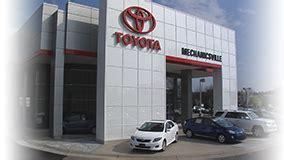 Toyota Mechanicsville by Mechanicsville Toyota Dealership In Mechanicsville