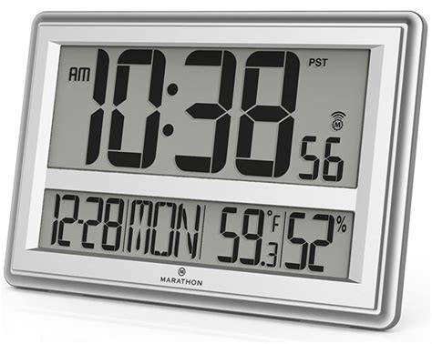 Bedroom Radio Alarm Clocks by Cool Atomic Alarm Clocks With Weather Predictions For
