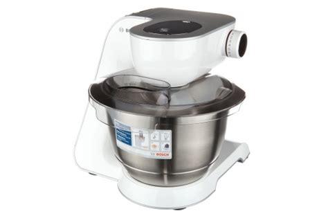 Bosch Mum54251 Küchenmaschine Styline, Edelstahl