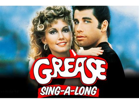 Grease! Sing-a-long!