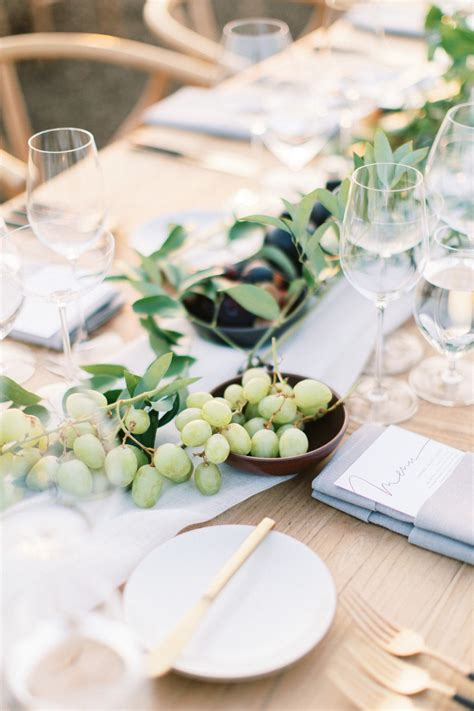 Here's How To Throw The Ultimate Vineyard Wedding