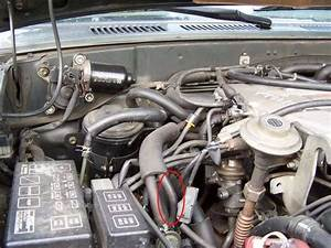 Diagram Hose Toyota 4runner 95