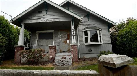 Tacoma's Number Of Derelict And Abandoned Homes Consistent