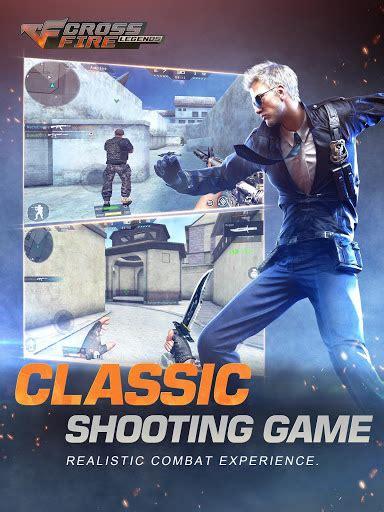 crossfire legends o novo jogo da tencent 4play mobile tudo sobre jogos de celular