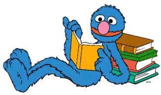 Sesame Street Cartoon Characters Clip Art