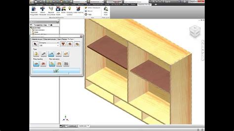 autodesk inventor woodworking  part tutorial