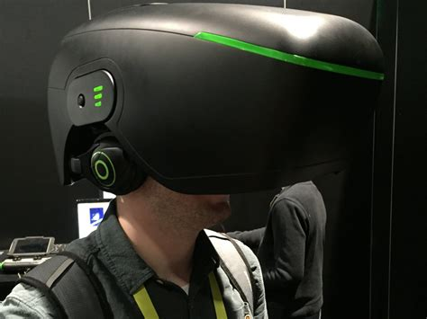3dhead Virtual Reality Is A Hilariously Awful 'oculus Killer'  Business Insider