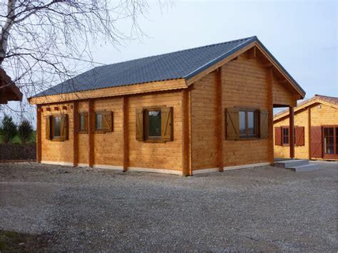 chalet d habitation en kit chalet habitation bois lorraine chalet bois en kit chalet mandarine