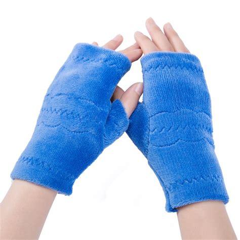 fashion  finger fingerless gloves women