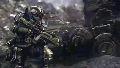 Gaming Trailer War Sci Fi Total Animated
