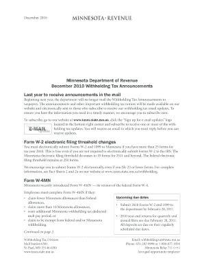 bill of sale form form w 4mn minnesota templates