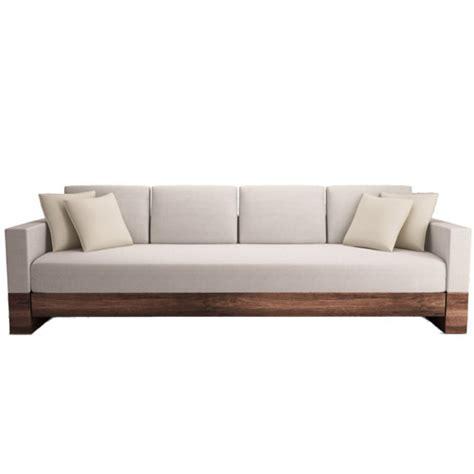 scandinavian style sofas modern wood sofa design decoration