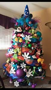 Mickey mouse christmas tree, Mickey mouse christmas and ...