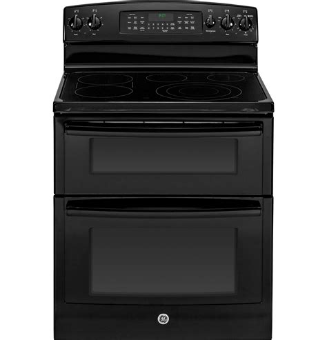 ge   standing electric double oven range  convection jbdfbb ge appliances