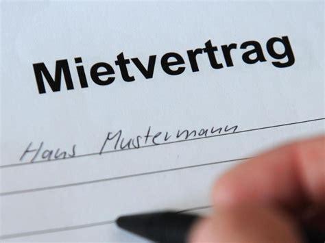 mietvertrag kündigungsfrist mieter wer unterschreibt muss mieten kein ausstieg aus dem mietvertrag n tv de