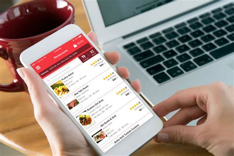 The 9 Best Food Delivery Apps That Bring Dinner To Your