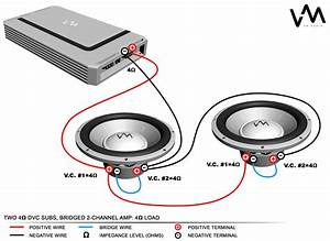 Dual Voice Coil Wiring Diagram  U2013 Volovets Info