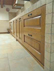 Il progetto di andrea mobili per la cucina in muratura