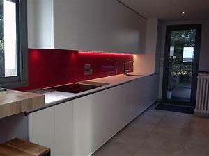 Meuble Cuisine Rouge Laqué : meuble cuisine rouge laqu simple ensemble cuisine with meuble cuisine rouge laqu gallery of ~ Teatrodelosmanantiales.com Idées de Décoration