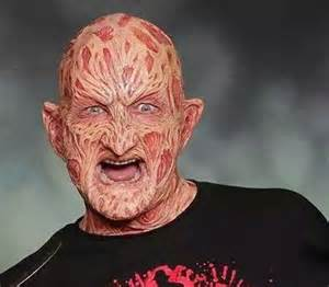 robert englund become freddy krueger one time