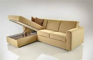 Click clack sofa bed with storage home design ideas for Click clack futon with storage