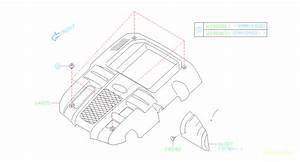 2007 Subaru Legacy Cover Pump Carburetor  Engine