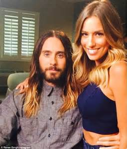 Jared Leto reveals his ripped body in shirtless Instagram ...