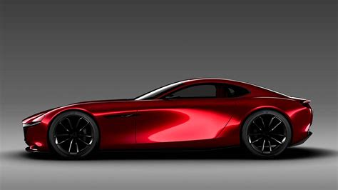 Car Design Concepts : Mazda Rx-vision