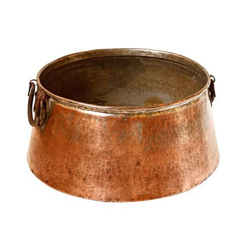 century copper pot  antique row west palm beach florida