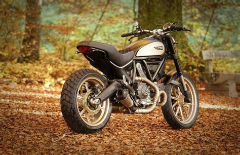 Modified Style Motors Scrambler Mods Ideas