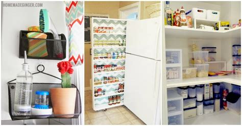 kitchen storage for small spaces clever diy storage ideas for the kitchen 8624