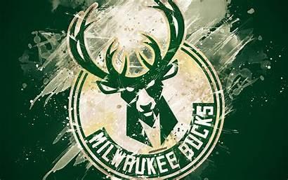 Bucks Milwaukee Basketball 4k Background Club Nba