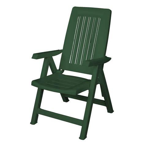chaise de jardin verte fauteuil jardin