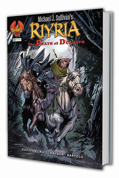 Graphic Novel Kickstarter Sullivan Michael Sffworld Brothers
