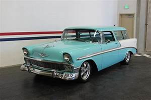 1956 Chevrolet Nomad Stock   18048 For Sale Near San Ramon