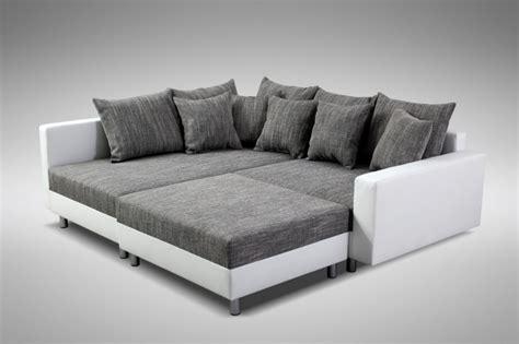 Modernes Sofa Couch Ecksofa Eckcouch In Weiss Eckcouch Mit