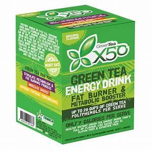 X50 Green Tea & Resveratrol Original | Green Tea X50 ...
