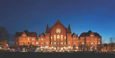 Was built by the largely german immigrant population to replace an earlier gesang halle. Cincinnati Music Hall: Saving a cultural anchor   Building Design + Construction