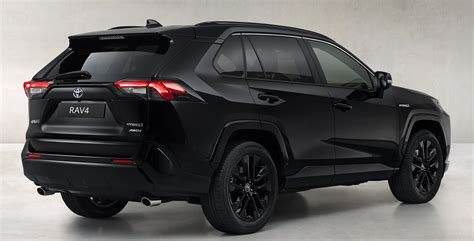 Learn more about the new toyota rav4 here. The new Toyota RAV4 Hybrid Black Edition with 306hp ...
