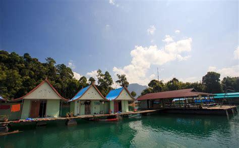 Stay At Smiley Floating Bungalows On Khao Sok Lakekhao Sok