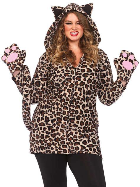 disfraz leopardo mujer talla grande disfraces adultosy
