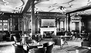 Were There Rooms Inside The Titanic With Fireplaces