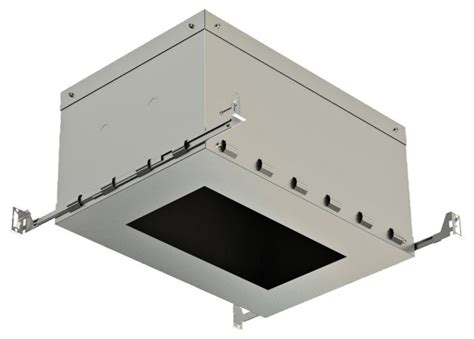 eurofase recessed lighting insulated ceiling box