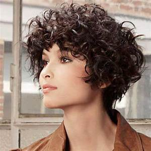 15 Latest Short Thick Curly Hairstyles | Short Hairstyles ...