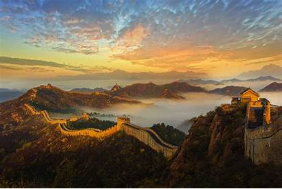 Chinese Landscape Background