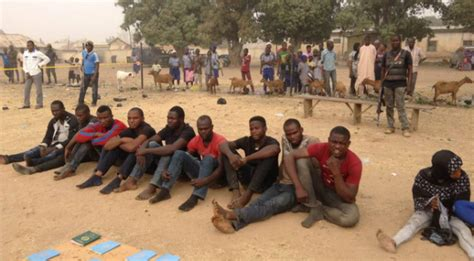 13 Edo State Indigenes With Fake Passports, Arrested In