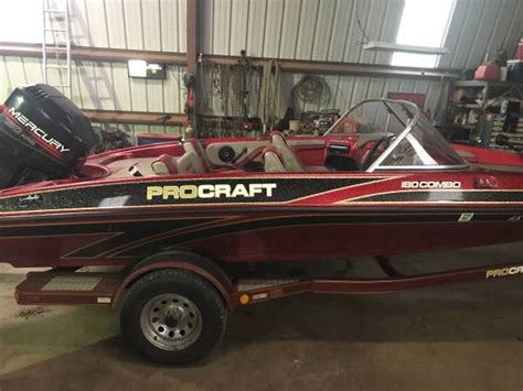 Ski Boats For Sale Tulsa by Procraft Fish And Ski For Sale
