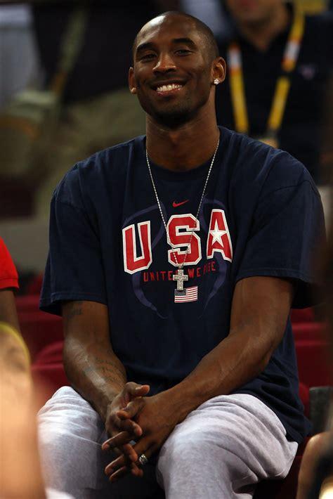 kobe bryant   olympics day  basketball